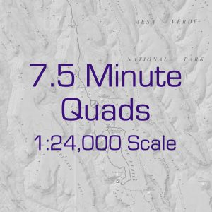 7.5 Minute Maps